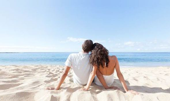 A-couple-on-beach-holiday-543313