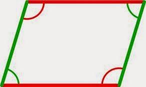 parallelogram-parallilograma