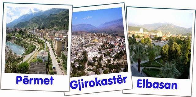 qytetet-e-shqiperise