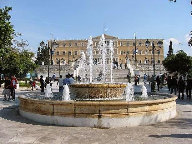 Πλατεία Συντάγματος - Sheshi Sintagma